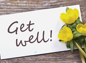 Get well sentara greeting cards get well yellow roses m4hsunfo